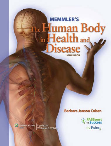 9780781790734: Memmler's The Human Body in Health and Disease (Memmler's the Human Body in Health & Disease (W/CD))