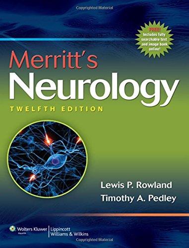 9780781791861: Merritt's Neurology