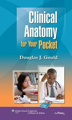 9780781791939: Clinical Anatomy for Your Pocket (Point (Lippincott Williams & Wilkins))