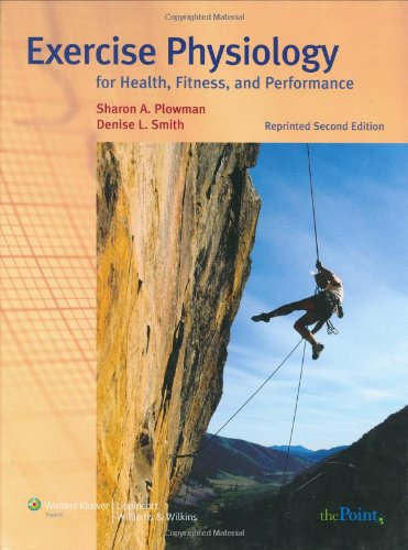 9780781792073: Exercise Physiology for Health, Fitness, and Performance