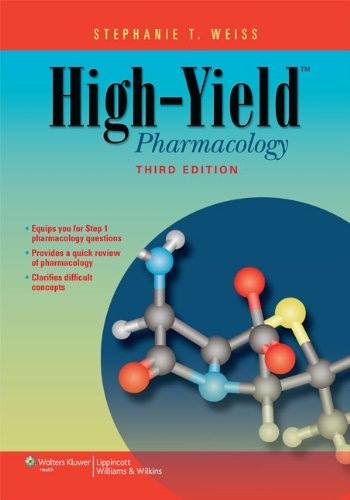 9780781792738: Pharmacology (High-yield Series)