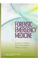 9780781792745: Forensic Emergency Medicine: Mechanisms and Clinical Management (Board Review Series)