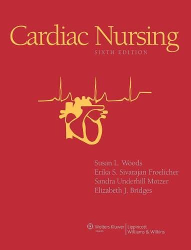 Cardiac Nursing: Susan L. Woods