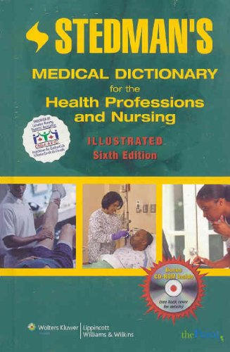 Stedman's Medical Dictionary for the Health Professions: Stedman's