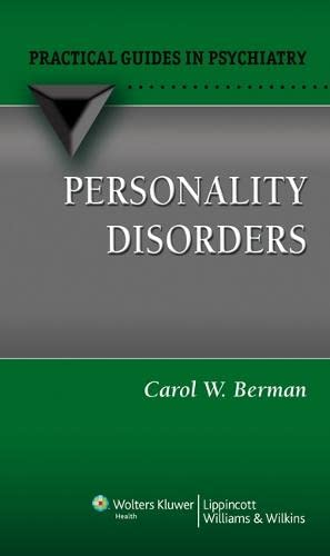 9780781794015: Personality Disorders: A Practical Guide (Practical Guides in Psychiatry)