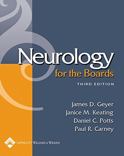 Neurology for the Boards: James D. Geyer