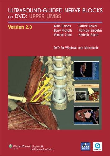 9780781794473: Ultrasound-Guided Nerve Blocks on DVD: Upper Limbs