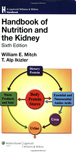 9780781795173: Handbook of Nutrition and the Kidney (Lippincott Williams and Wilkins Handbook Series)