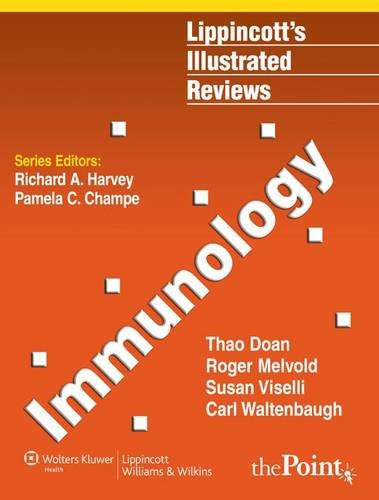9780781795432: Immunology (Lippincott's Illustrated Reviews Series)