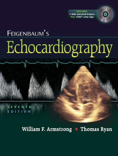9780781795579: Feigenbaum's Echocardiography