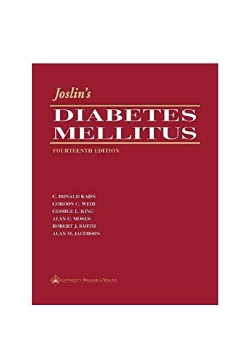 9780781795869: Joslin's Diabetes Mellitus