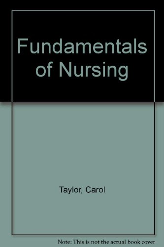 9780781796149: Fundamentals of Nursing