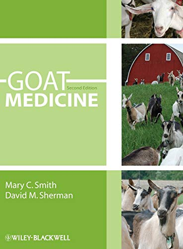 Goat Medicine, 2nd Edition: Mary C. Smith