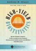 9780781796446: High-Yield Biostatistics 3rd ed (High-Yield Series)