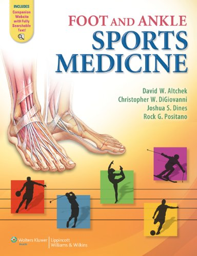 9780781797528: Foot and Ankle Sports Medicine