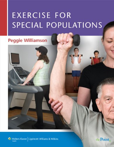 Exercise for Special Populations: Peggie Williamson
