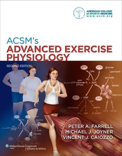 9780781797801: ACSM's Advanced Exercise Physiology (American College of Sports Med)