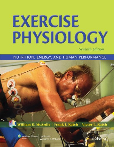 9780781797818: Exercise Physiology: Nutrition, Energy, and Human Performance (Point (Lippincott Williams & Wilkins))