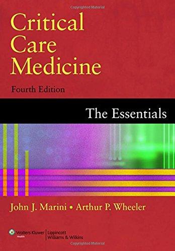 9780781798396: Critical Care Medicine: The Essentials