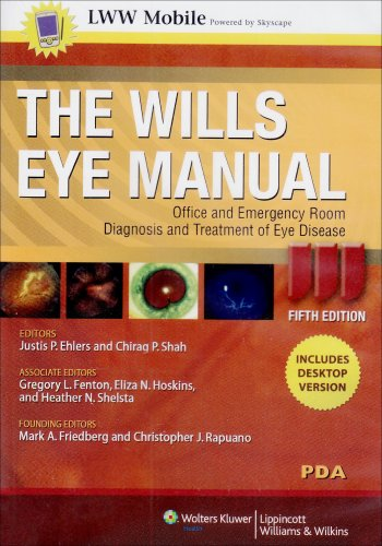 9780781798907: The Wills Eye Manual: Office and Emergency Room Diagnosis and Treatment of Eye Disease