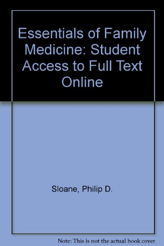 9780781799485: Essentials of Family Medicine: Student Access to Full Text Online