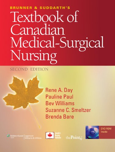 9780781799898: Brunner and Suddarth's Textbook of Canadian Medical-Surgical Nursing