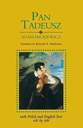 9780781800334: Pan Tadeusz/English and Polish Text