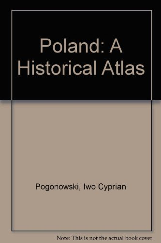 9780781801171: Poland: A Historical Atlas
