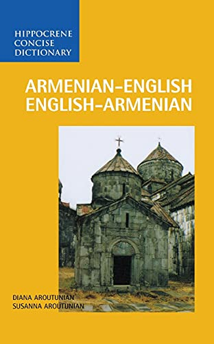 9780781801508: Armenian/English-English/Armenian Concise Dictionary (Hippocrene Concise Dictionaries S.)