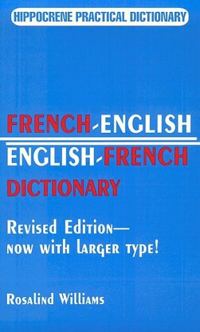 French-English English-French 9780781801782 Just a typical book on the shelf collecting dust. Also has some shelf wear so cover isn't shiny. Corners are bend a bit from being in a