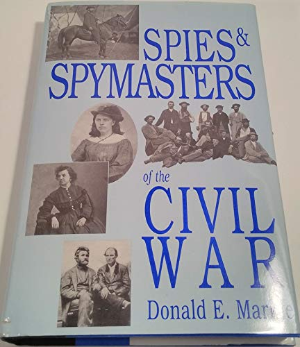 9780781802277: Spies and Spymasters of the Civil War