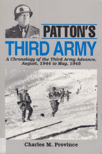 9780781802390: Patton's Third Army: A Daily Combat Diary
