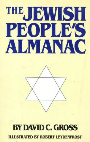 9780781802888: The Jewish People's Almanac