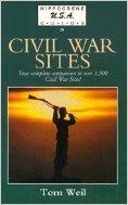 9780781803021: Hippocrene U.S.a Guide to Civil War Sites