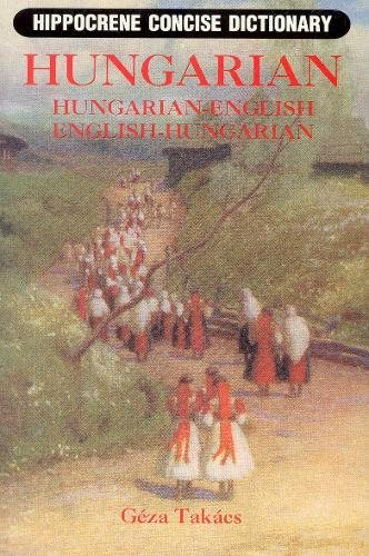Hungarian- English/ English- Hungarian Concise Dictionary.