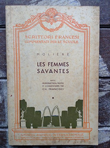 9780781803984: Les Femmes Savantes