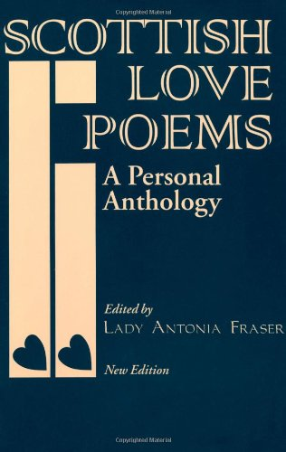 9780781804066: Scottish Love Poems: A Personal Anthology