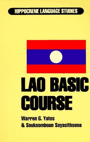 9780781804103: Lao Basic Course (Hippocrene Language Studies)