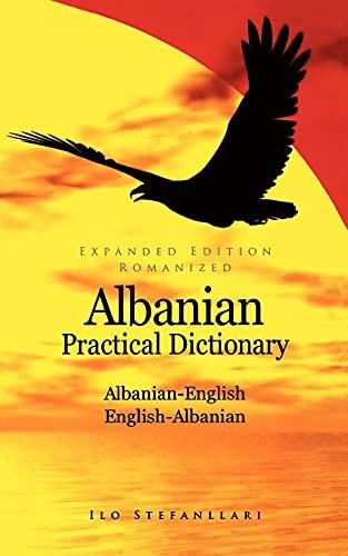 9780781804196: Albanian-English /English-Albanian Practical Dictionary (Hippocrene Practical Dictionary)