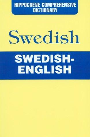 9780781804745: Hippocrene Comprehensive Dictionary: Swedish-English (Hippocrene Comprehensive Dictionaries)