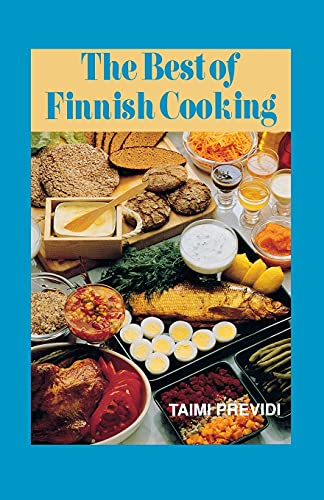 9780781804936: The Best of Finnish Cooking: A Hippocrene Original Cookbook