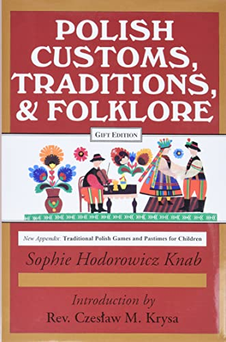 9780781805155: Polish Customs, Traditions, and Folklore