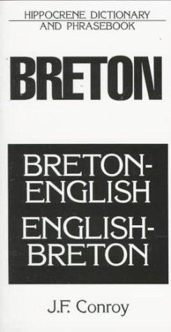 9780781805407: Breton-English/English-Breton: Dictionary and Phrasebook