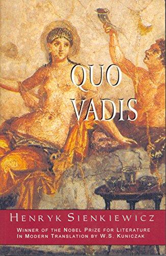 9780781805506: Quo Vadis