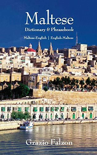 9780781805650: Maltese-English/English-Maltese Dictionary and Phrasebook (Hippocrene Dictionaries & Phrasebooks)