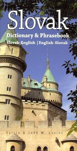 Slovak-English / English-Slovak Dictionary & Phrasebook