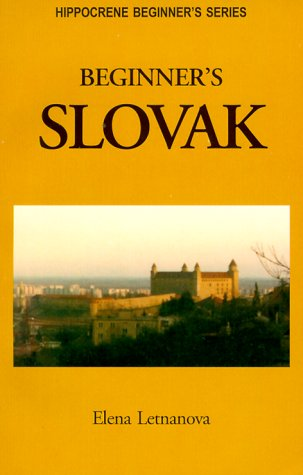9780781808156: Beginner's Slovak (Hippocrene Beginner's Series)