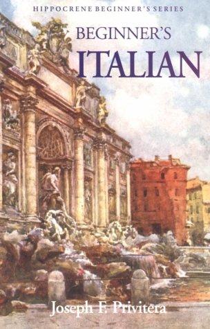 9780781808392: Beginner's Italian (Hippocrene Beginner's) (Hippocrene Beginner's Series)