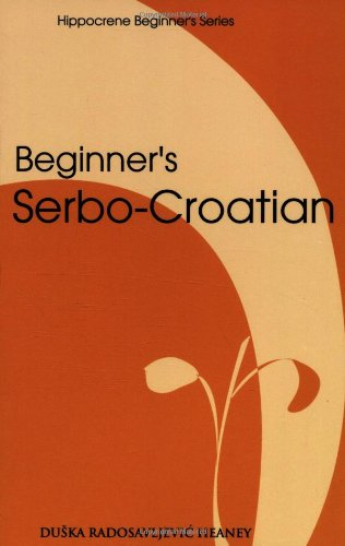 9780781808453: Beginner's Serbo-Croatian (Hippocrene Beginner's Series)