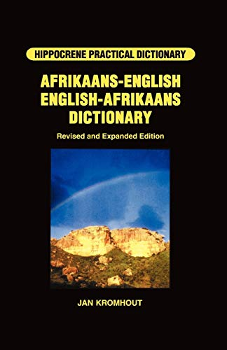 9780781808460: Afrikaans-English/English-Afrikaans Dictionary